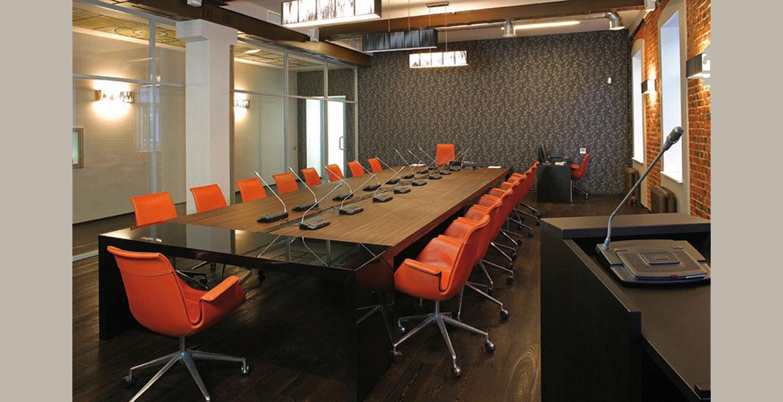 Sala riunioni e sala meeting polivalente for Cucinare per 20 persone