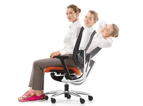 La seduta ergonomica fondamentale per la produttività, anche per chi lavora da casa