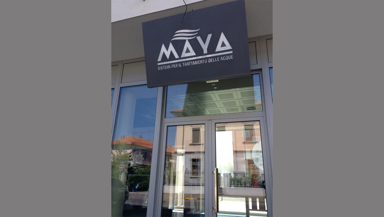 ... chiavi in mano degli uffici direzionali e operativi per Maya, acqua